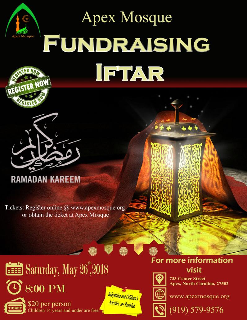 brocher fundraising iftar2018