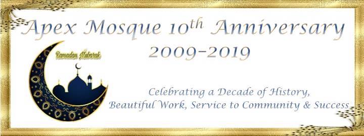 10 anniversary banner