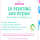 Colorful Brush Strokes Classroom Poster